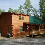 Cabin in the Woods at Sunday Rd, Hico, WV 25854, USA for 259000