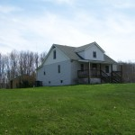 Older Home situated on 23 Beautifully Laying Acres at 3535 Hominy Falls Rd, Mt Nebo, WV 26679, USA for 99500